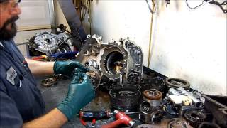 CD4E Transmission Teardown Inspection - Transmission Repair