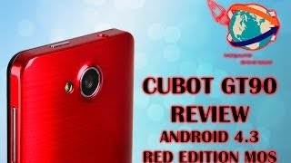 Cubot GT90 - Review