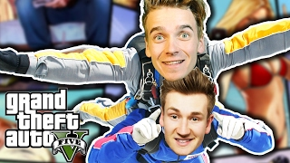 CAN OLI FLY? | GTA V