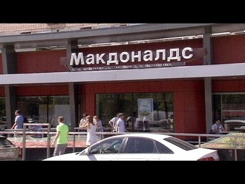 McDonald's set to face lawsuit in Moscow