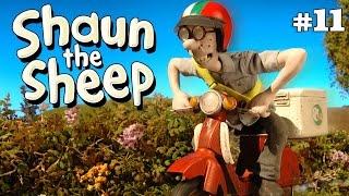Shaun the Sheep - Membeli Pizza [Takeaway]