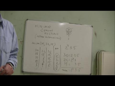 Metodo efficiente per calcolare il minimo comune multiplo (m.c.m.)
