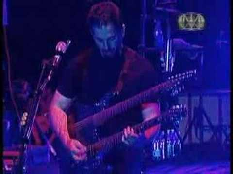 Dream Theater-Solitary Shell (Bucharest 2002)