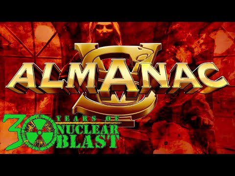 ALMANAC - Hail To The King (OFFICIAL TRACK & LYRICS)