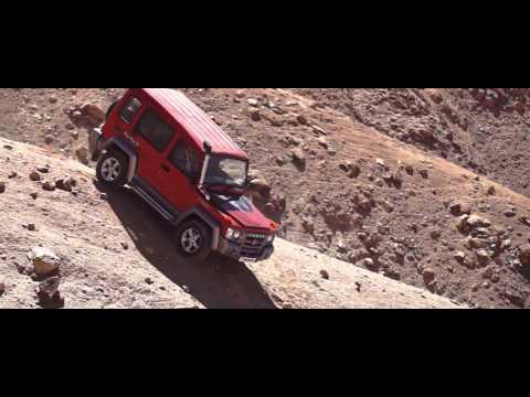Force Gurkha - EOV (Extreme Off-Roader Vehicle)