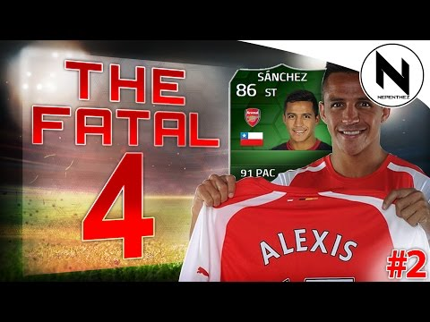 THE FATAL 4 - iMOTM Alexis Sanchez! - FIFA 14 02
