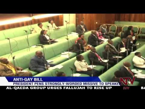 Museveni accuses MPs of passing Anti-Gay Bill without quorum