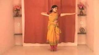 Tatti Metti Adavu in Bharatanatyam (Part one)
