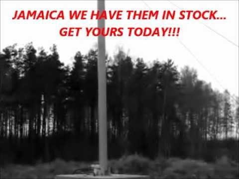 GO GREEN JAMAICA! AFFORDABLE ALTERNATIVE ENERGY 2KW WIND TURBINES thumbnail