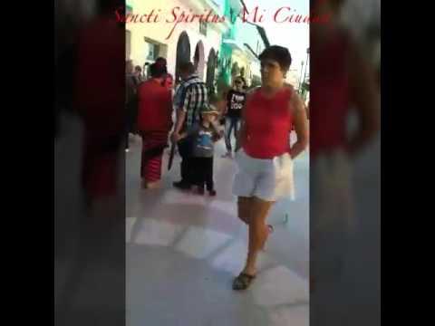 Día de las Madres 2016 en Sancti Spirirus Cuba.