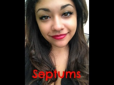 Septum Piercing: Everthing You Need To Know