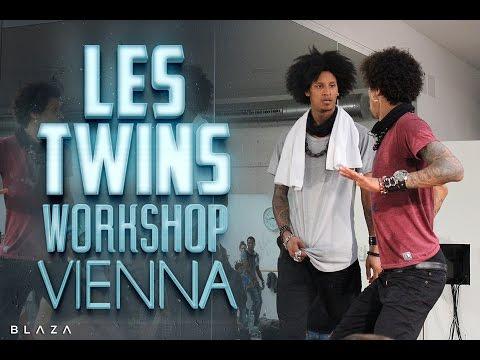 Les Twins Workshop In Vienna video