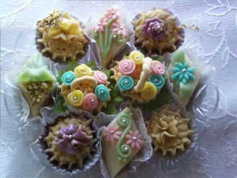 """gâteaux orientaux """"algériens"""""""