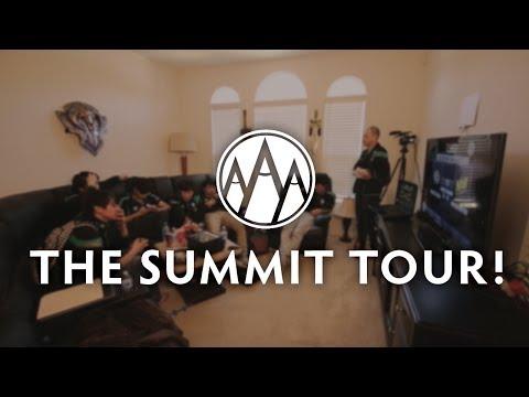 BTS House Tour - Venue Overview @ The Summit 2014 (Русские субтитры появятся