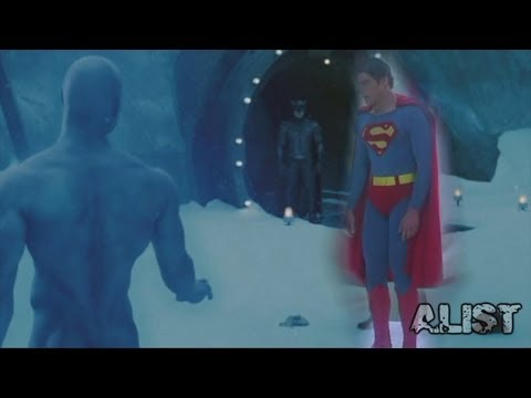 DR. MANHATTAN VS SUPERMAN - TRAILER