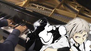Bungou Stray Dogs (文豪ストレイドッグス) ED: Namae wo Yobu yo (名前を呼ぶよ) [piano]