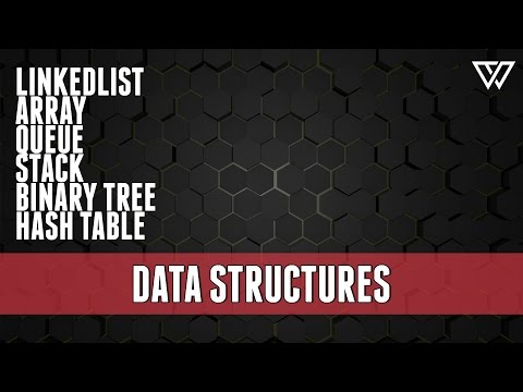 Топ структур данных которые должен знать программист.