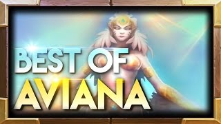 Aviana Hearthstone TGT Moments | Grand Tournament Best Funny Lucky Hearthstone Moments
