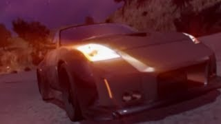 The Fast & The Furious: Tokyo Drift PS2 - vs. D.K.