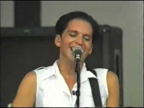 Placebo - Scared of girls live Video