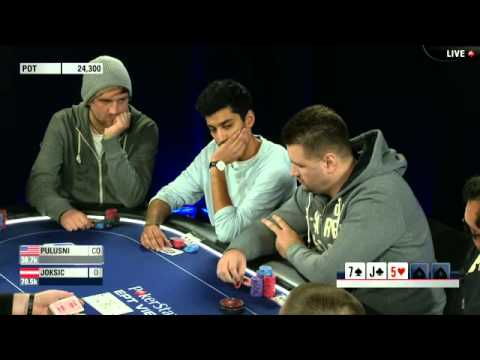 EPT10 - Vienna 2014. Main Event, Day2 (RUS)