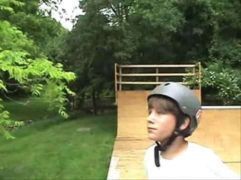 How to Backflip on Rollerblades