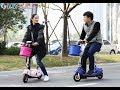 Xe điện mini E Scooter gấp gọn là gì?