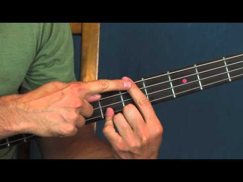 Easy Bass Guitar Lesson Play Beautiful Chords Like Pinback  - Zach, Rob Crow video