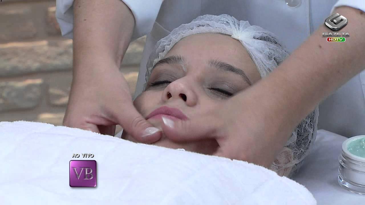 massagem facial voce bonita