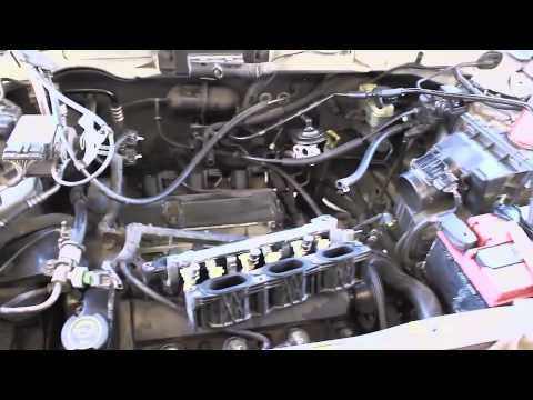 Ford Escape V6 30 Valve Cover Gasket Replacement Mercury ...