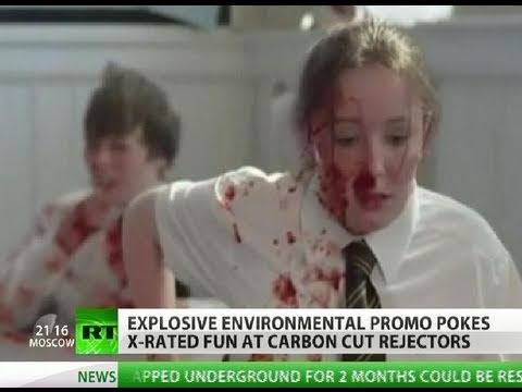 Cut CO2 or we'll blow up your kids: 10:10 climate change ad shock