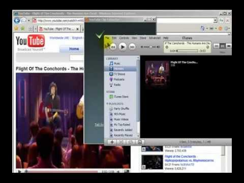 How to Convert YouTube Video to iTunes (iPod / iPhone) - YouTube to iPod Converter