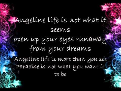 Groove Coverage - Angeline (Lyrics)