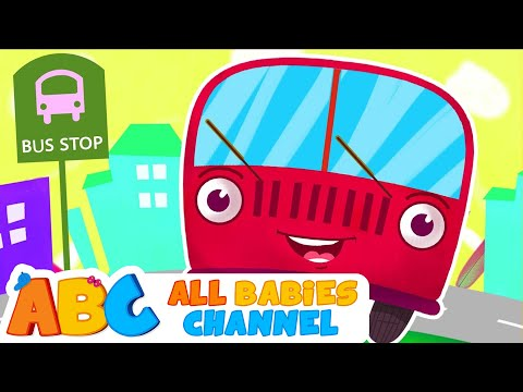 Wheels On The Bus | Wheels On The Bus Go Round And Round | Nursery Rhyme Song For Children video