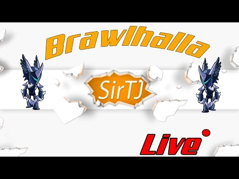 Samurai stream  | Brawlhalla Lobby fun  | Lets KO 430 subs | Room Number 28926