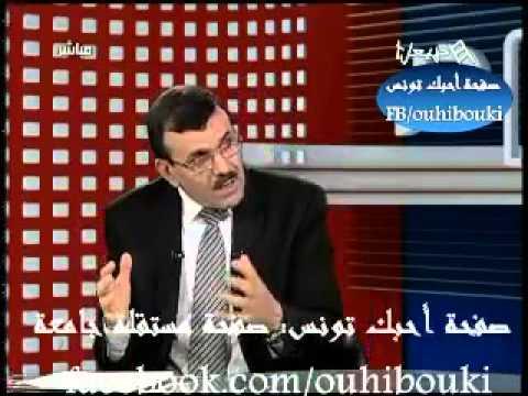 image vidéo علي لعريض لنجيب الشابي:ادعاءاتك ليس لها أساس من الصحة