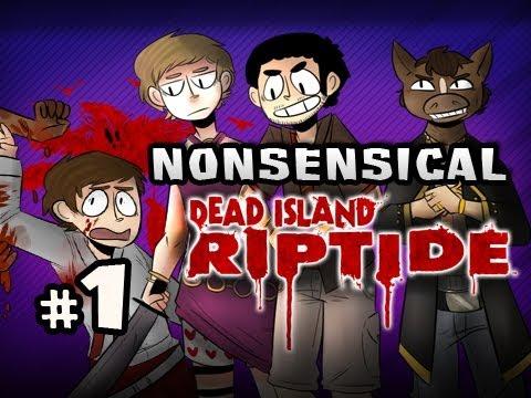 SIMPLY BROKEN - Nonsensical Dead Island Riptide w/Nova, SSoH, Kootra & Sp00n Ep.1