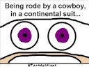 Cowboy in a Continental Suit [video]