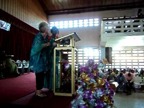 EMI at Pastor's Harry Church (AG North Kaneshie) Accra, Ghana 3