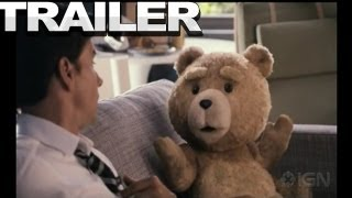 Ted - Red-band Trailer (Seth MacFarlane Directorial Debut)