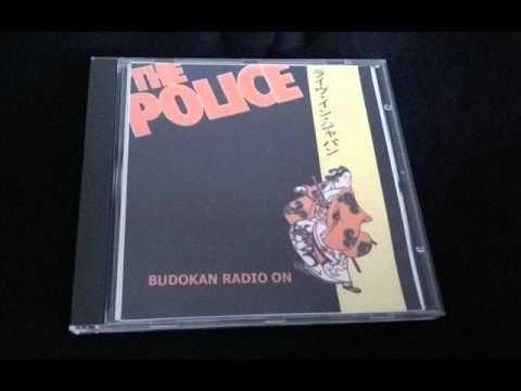 "THE POLICE - Tokyo 02-02-1981 ""Budokan Hall"" Japan (FULL SHOW FM RADIO)"