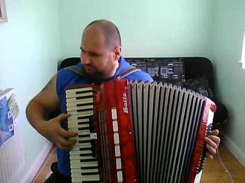 Hej Sokoły - Moja Interpretacja Na Akordeon