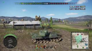 World of Tanks PS4 STA-1 Ace Tanker Mastery