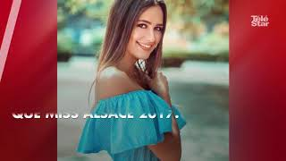 PHOTOS. Miss France 2019 : la sublime Léa Reboul élue Miss Alsace 2018