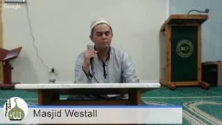 Pengajian Shubuh Masjid Westal 1/1/2017