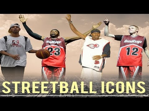 Streetball Icons Feat. Hot Sauce|Bone Collector|The Professor|Silk OFFICIAL MIXTAPE