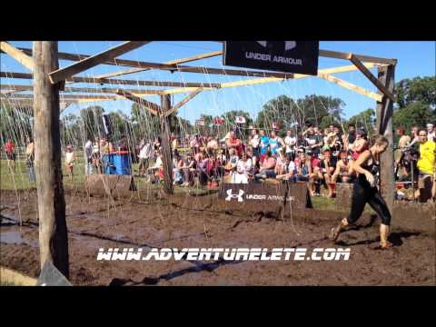 Tough Mudder Sydney Electroshock Therapy Obstacle - April 2013