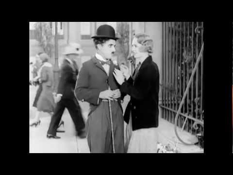 City Lights - Best scenes - music Charlie Chaplin