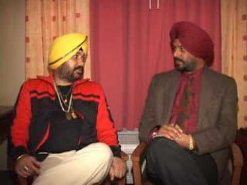 Daler Mehndi - The Pop Star Interview Part 1 MUST WATCH