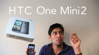 HTC One Mini 2 Unboxing and Review